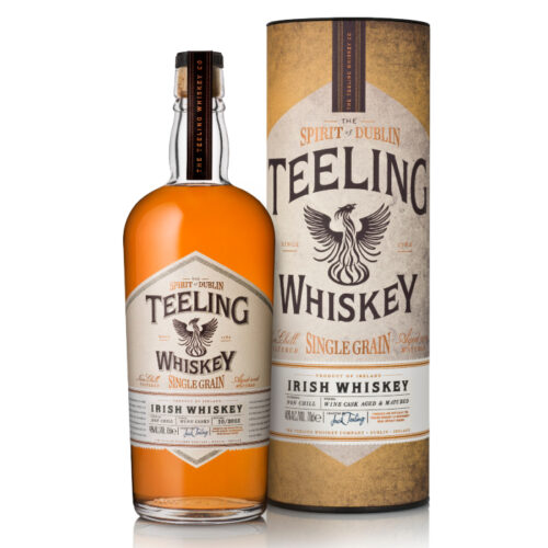 Viskis Teeling Single Grain