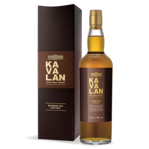 Viskis Kavalan Ex Bourbon Oak