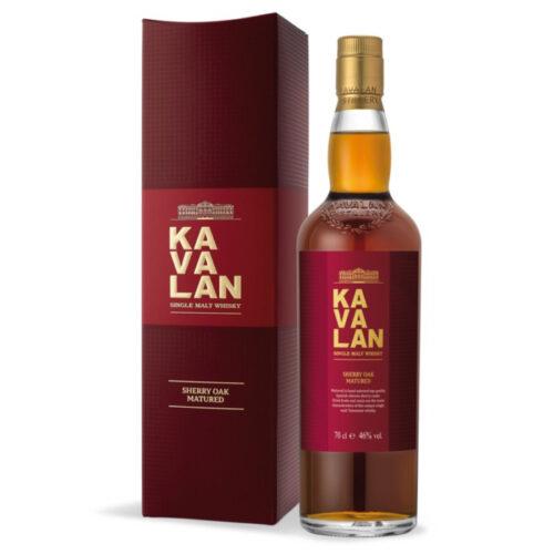 Viskis Kavalan Ex Sherry Oak Whisky