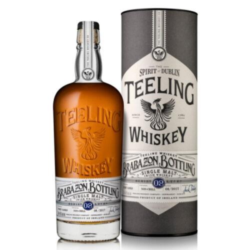 Viskis Teeling Brabazon Bottling Series 2