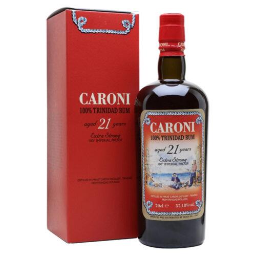 caroni romas