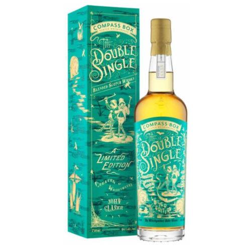 double single viskis