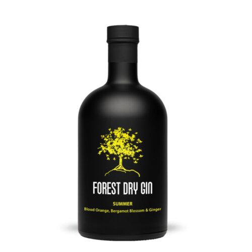 forest džinas