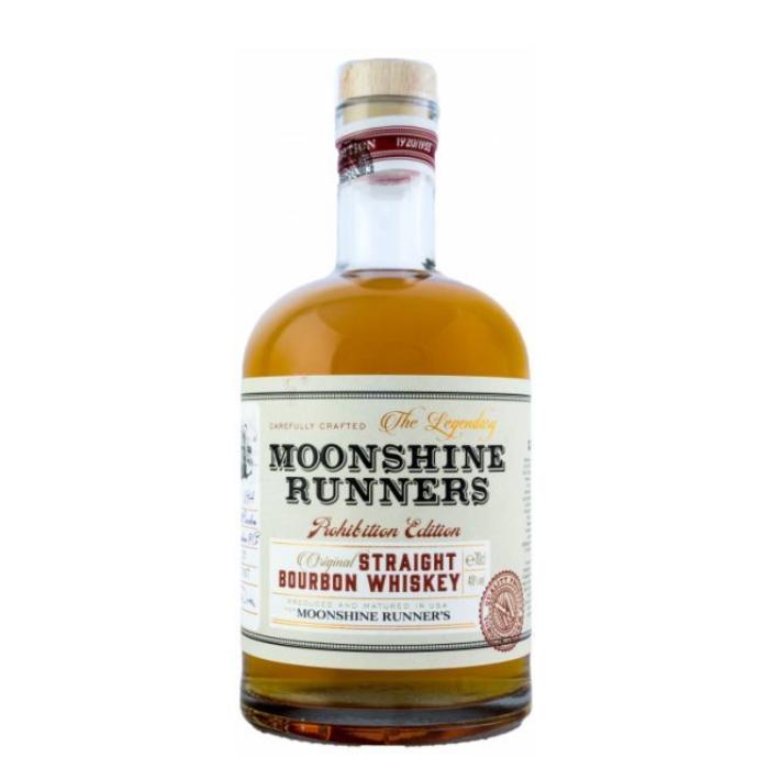 moonshine runners bourbon whiskey