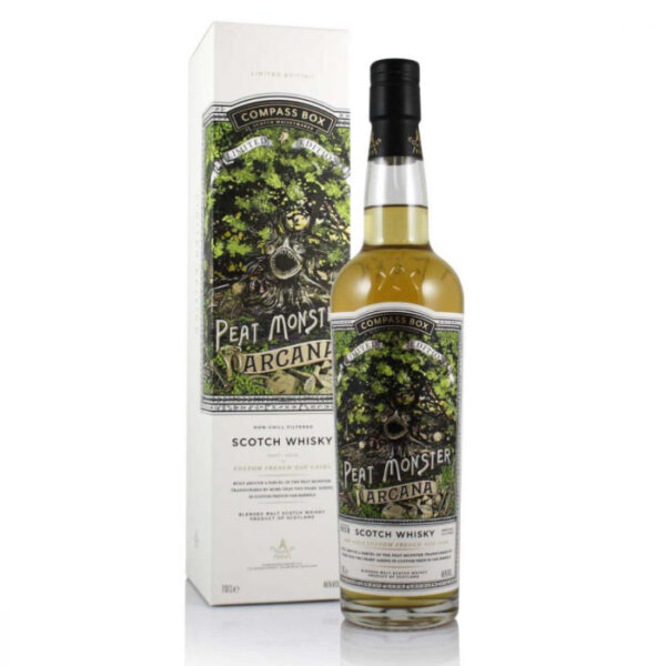 peat monster limited edition