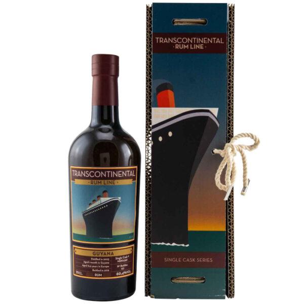guyana rum