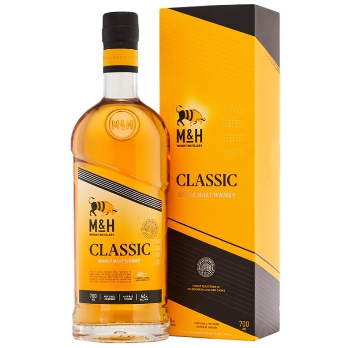 milk & honey whisky